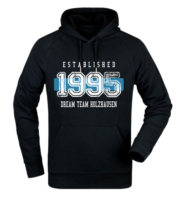 "Hoodie ""Dream Team Holzhausen Established"""