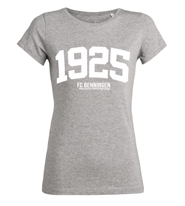 "Women's T-Shirt ""FC Benningen Year"""