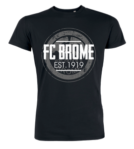 "T-Shirt ""FC Brome Background"""
