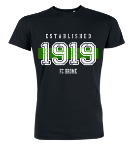 "T-Shirt ""FC Brome Established"""