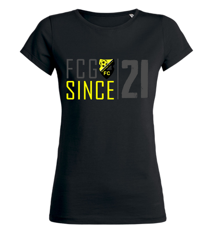 "Women's T-Shirt ""FC Gutmadingen Since"""
