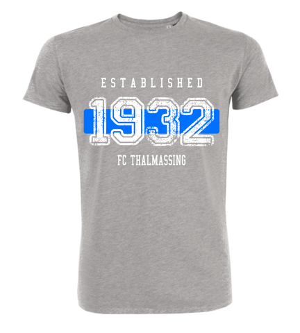 "T-Shirt ""FC Thalmassing Established"""
