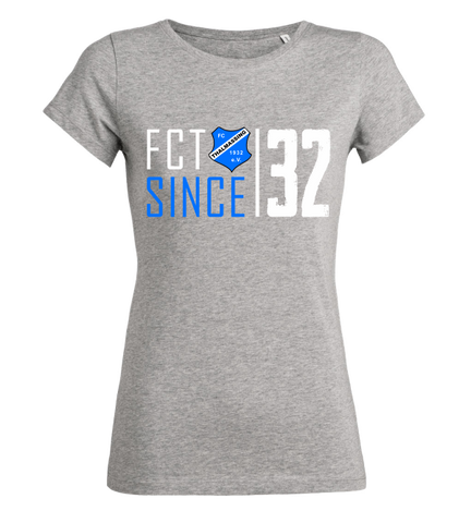 "Women's T-Shirt ""FC  Thalmassing Since"""