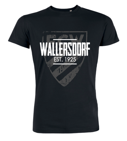 "T-Shirt ""FC Wallersdorf Background"""