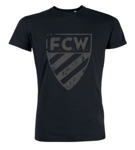 "T-Shirt ""FC Wallersdorf Background ohne Schrift"""