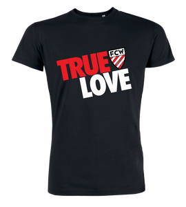 "T-Shirt ""FC Wallersdorf True Love"""