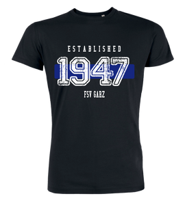 "T-Shirt ""FSV Garz Established"""