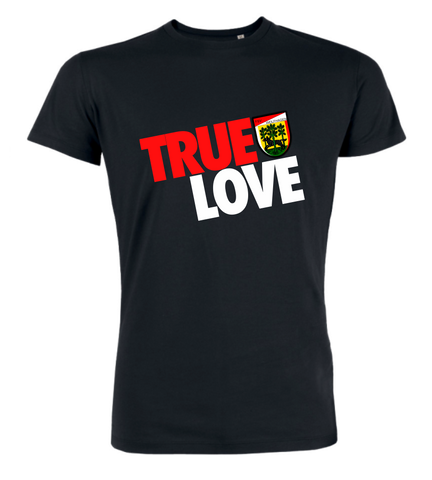 "T-Shirt ""FSV Wolfhagen True Love"""