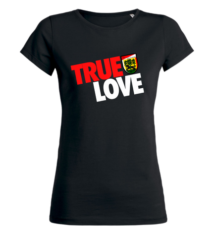 "Women's T-Shirt ""FSV Wolfhagen True Love"""