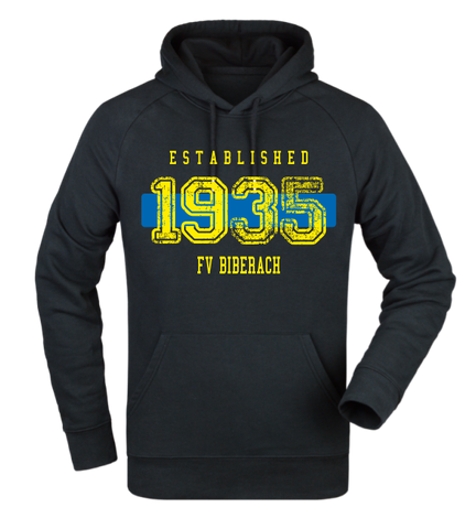 "Hoodie ""FV Biberach Established"""