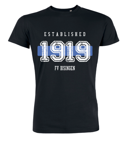 "T-Shirt ""FV Bisingen Established FVB"""