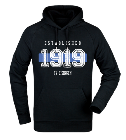 "Hoodie ""FV Bisingen Established FVB"""