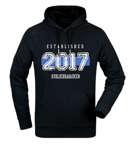 "Hoodie ""FV Bisingen Established Kuhlochrabauken"""