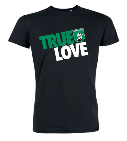 "T-Shirt ""Hamm United FC True Love"""
