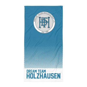 "Handtuch ""Dream Team Holzhausen #dots"""