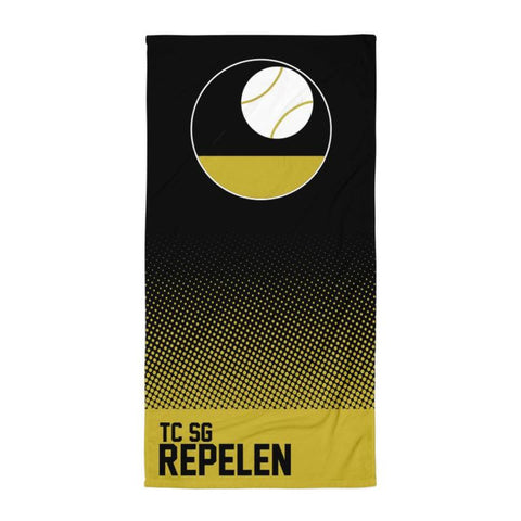 "Handtuch ""TC SG Repelen #dots"""