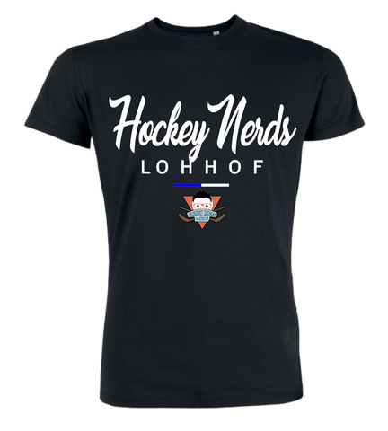 "T-Shirt ""Hockey Nerds Lohhof Jungs"""
