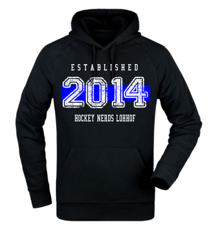 "Hoodie ""Hockey Nerds Lohhof Established"""