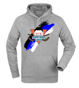 "Hoodie ""Hockey Nerds Lohhof Brush"""