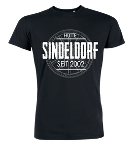 "T-Shirt ""Hütte Sindeldorf Background"""