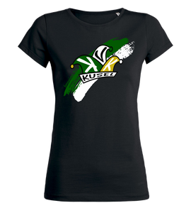 "Women's T-Shirt ""Karnevalverein Kusel Brush"""