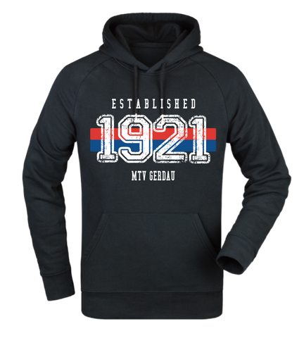 "Hoodie ""MTV Gerdau Established"""