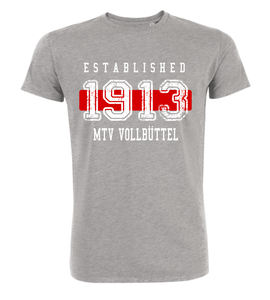 "T-Shirt ""MTV Vollbüttel Established"""