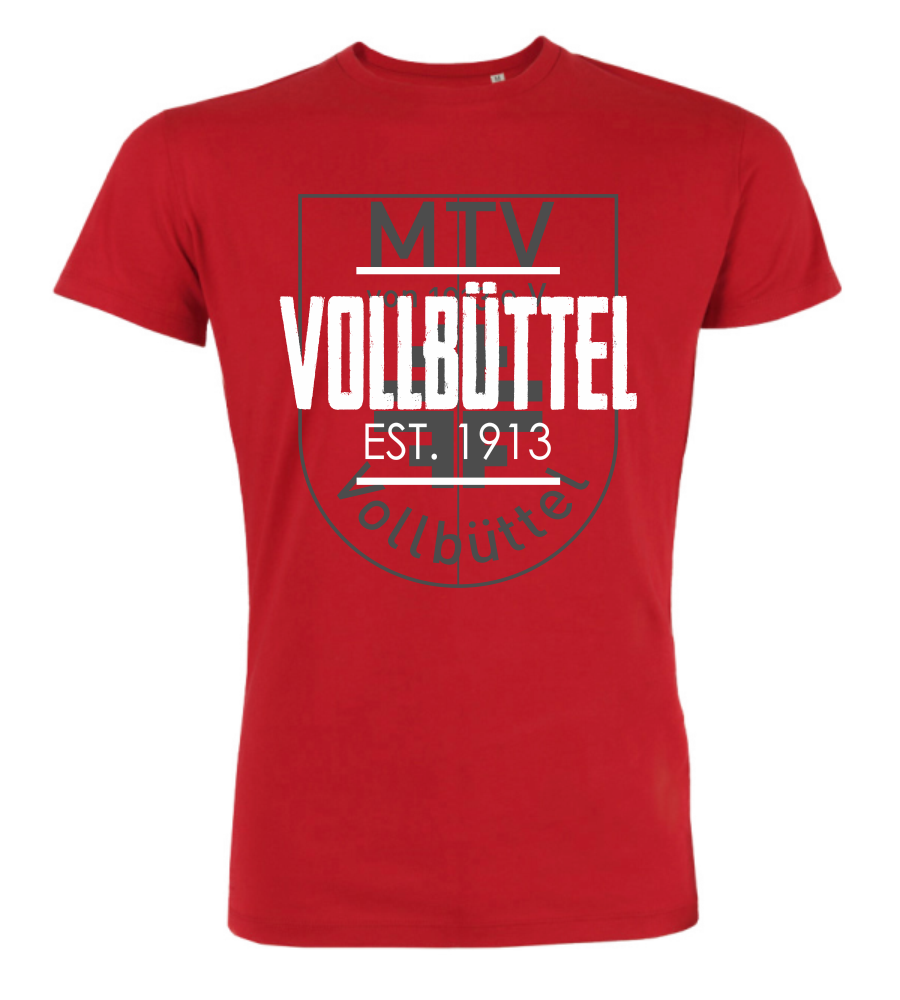 "T-Shirt ""MTV Vollbüttel Background"""