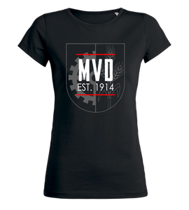 "Women's T-Shirt ""MV Dinglingen Background"""