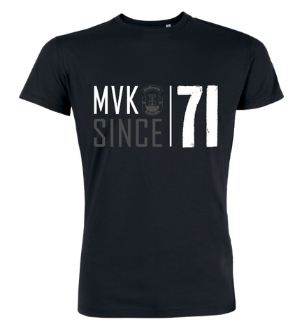 "T-Shirt ""MV Kochertürn Since Black & White"""