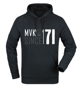 "Hoodie ""MV Kochertürn Since Black & White"""