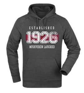 "Hoodie ""Musikverein Lauschied Established"""