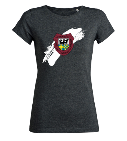 "Women's T-Shirt ""Musikverein Lauschied Brush"""