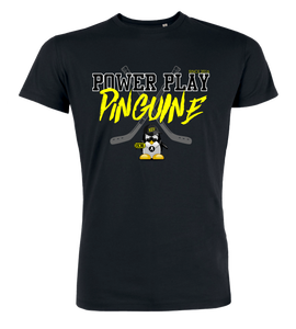 "T-Shirt ""Power Play Pinguine PPP"""