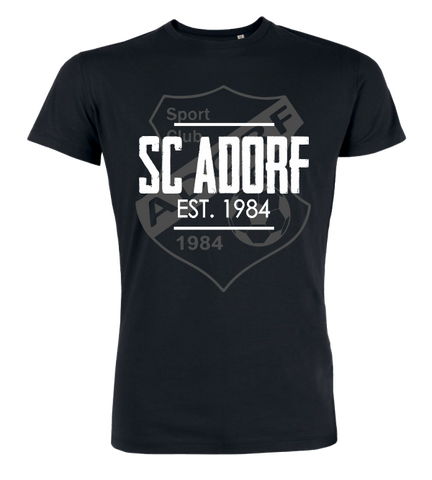 "T-Shirt ""SC Adorf Background"""