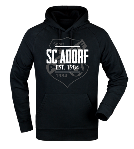 "Hoodie ""SC Adorf Background"""