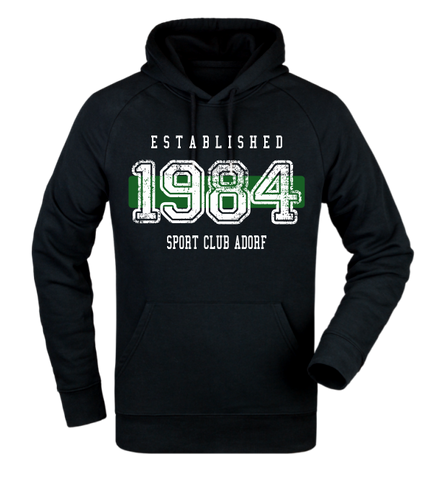 "Hoodie ""SC Adorf Established"""
