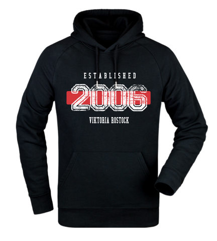 "Hoodie ""SC Viktoria Rostock Established"""