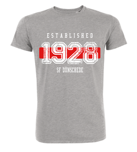 "T-Shirt ""Sportfreunde Dünschede Established"""