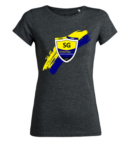 "Women's T-Shirt ""SG Erharting-Niederbergkirchen Brush"""
