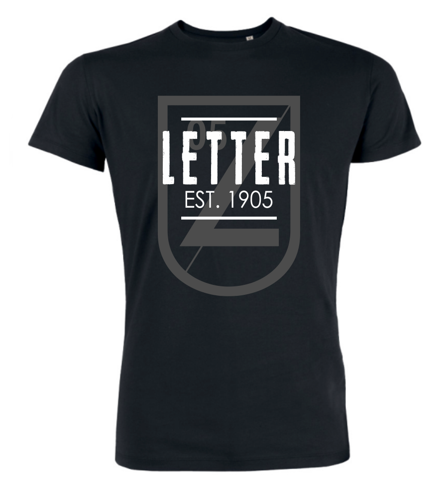 "T-Shirt ""SG Letter Background"""