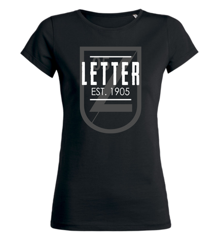 "Women's T-Shirt ""SG Letter Background"""
