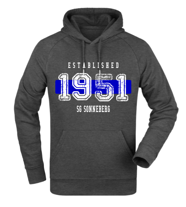 "Hoodie ""SG Sonneberg Established"""