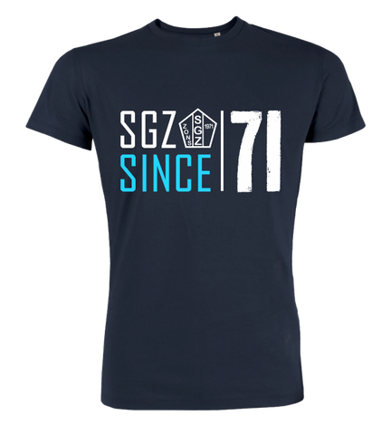 "T-Shirt ""SG Zons Since"""