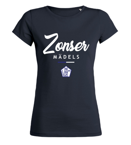 "Women's T-Shirt ""SG Zons Mädels"""