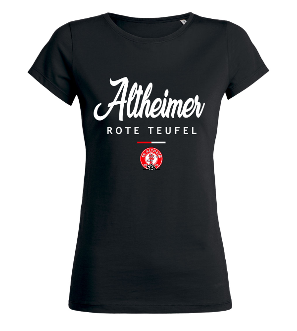 "Women's T-Shirt ""SK Altheim Rote Teufel"""