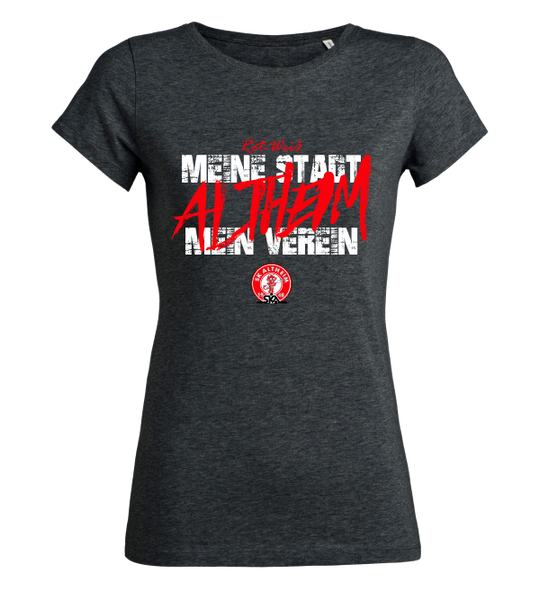 "Women's T-Shirt ""SK Altheim Stadt"""