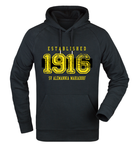 "Hoodie ""SV Alemannia Mariadorf Established"""