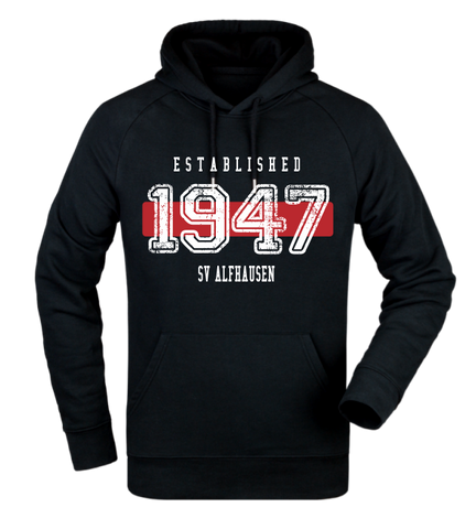 "Hoodie ""SV Alfhausen Established"""
