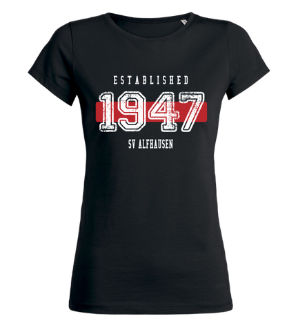 "Women's T-Shirt ""SV Alfhausen Established"""